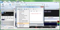 下拉选择RTL SDR (TCP)