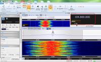 fm调频收音机104.8